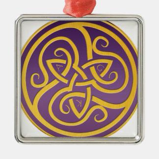 AGK Metal Ornament