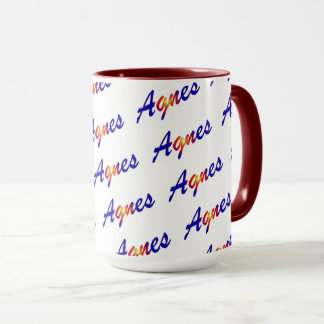 Agnes Two Tones Coffee Mug