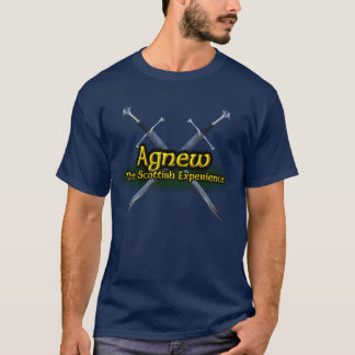 Agnew The Scottish Experience Clan T-Shirt