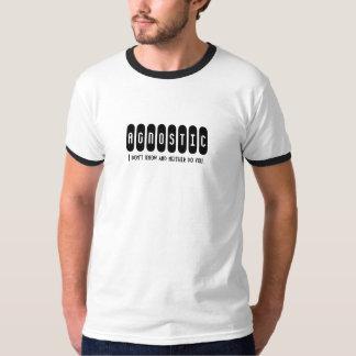 Agnostic Bubbles T-Shirt