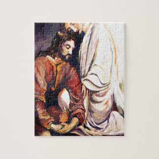 Agony in the Garden Jigsaw Puzzle