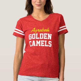 Agrabah Golden Camels T-shirt