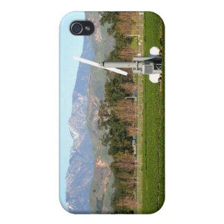 Agricultural Wind Machine iPhone 4 Case