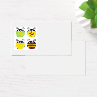 Agriculture business cards / Kids edition