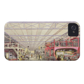 Agriculture, from 'Dickinson's Comprehensive Pictu iPhone 4 Covers