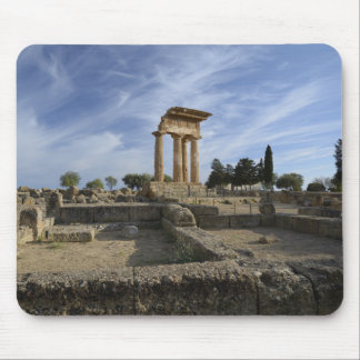 Agrigento Temple Mouse Mat Mouse Pad