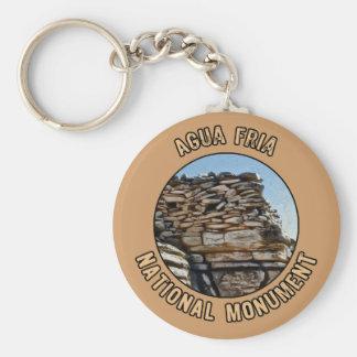 Agua Fria National Monument Keychain