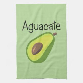 Aguacate (Avocado) Kitchen Towel