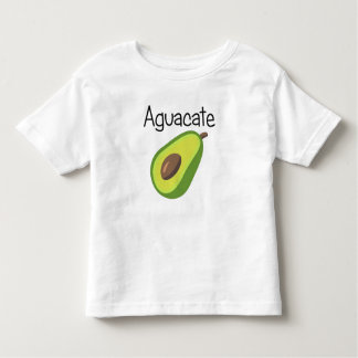 Aguacate (Avocado) Toddler T-shirt