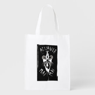 Aguanile shopping tote