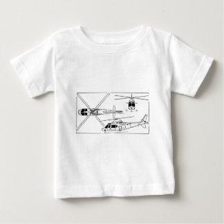 Agusta 109 baby T-Shirt