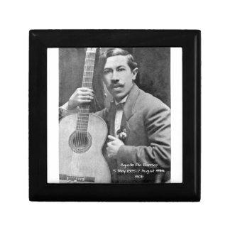 Agustín Pio Barrios 1910b Gift Box