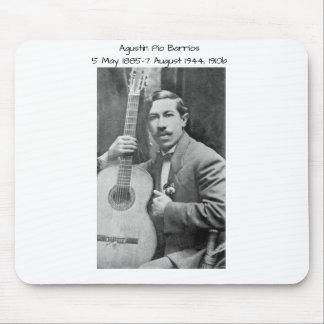 Agustín Pio Barrios 1910b Mouse Pad