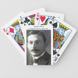 Agustin Bardi Bicycle Playing Cards
