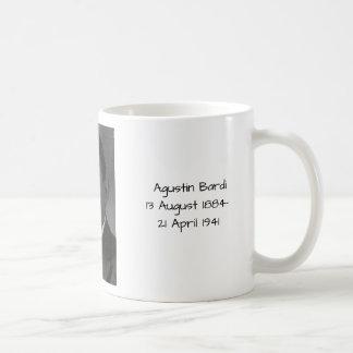 Agustin Bardi Coffee Mug