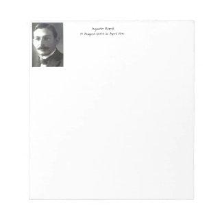 Agustin Bardi Notepad
