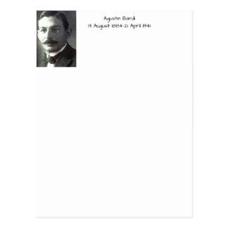 Agustin Bardi Postcard