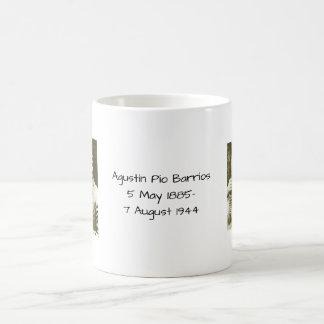 Agustin Pio Barrios Coffee Mug