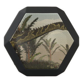 Agustinia dinosaur - 3D render Black Bluetooth Speaker