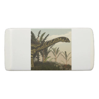 Agustinia dinosaur - 3D render Eraser