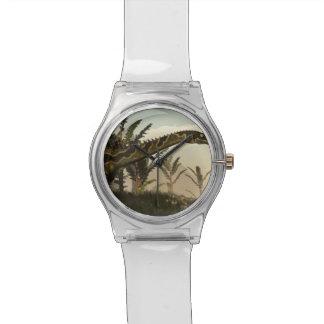 Agustinia dinosaur - 3D render Watch