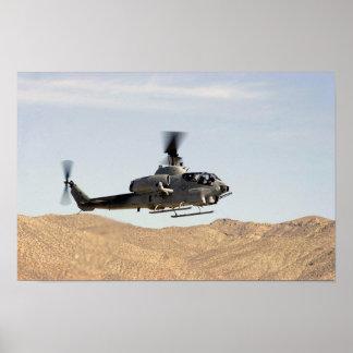 AH-1 Cobra Poster