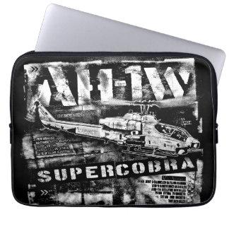 AH-1 SuperCobra Computer Sleeve Electronics Bag