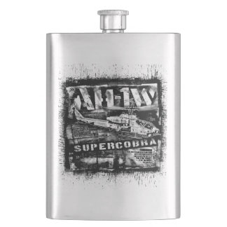 AH-1 SuperCobra Hip Flask Classic Flask
