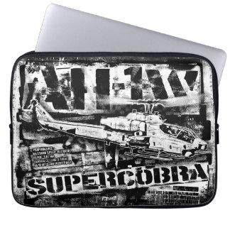 AH-1 SuperCobra Laptop Sleeve Electronics Bag
