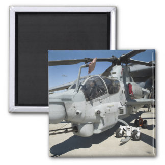 AH-1Z Super Cobra attack helicopter Magnet