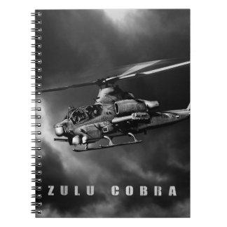 AH-1Z Viper Notebooks