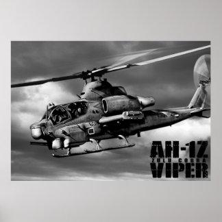 AH-1Z Viper Poster