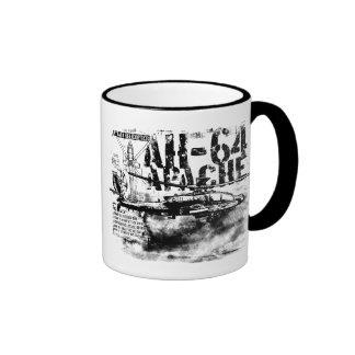 AH-64 Apache 11 oz Ringer Mug