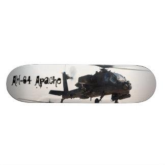 AH-64 Apache Plateaux De Planche À Roulettes