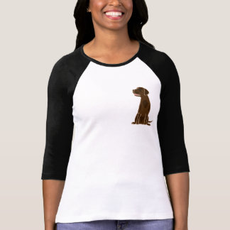 AH- Chocolate Labrador Sweatshirt