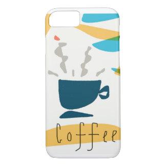 Ah, Coffee! iPhone 7 Case