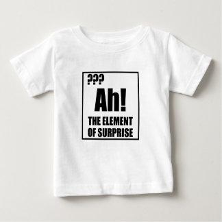 Ah Element Of Surprise Baby T-Shirt