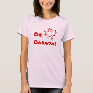 Ah, le Canada ! T-shirt