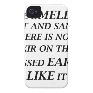 ah the smell of salt and sand there is on elixir o iPhone 4 case