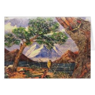 Aharon's Art Card