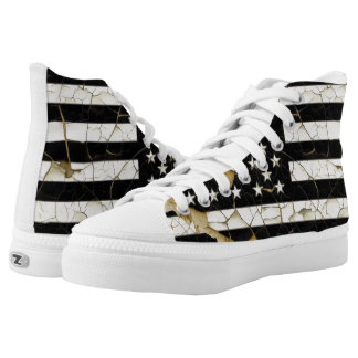 Aharon's Art High Tops