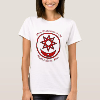 Ahel Adom Sisterhood New Age pagan T-Shirt