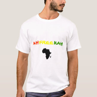 AHFREEKAH T-Shirt