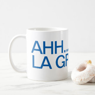 Ahh La Grange Coffee Mug
