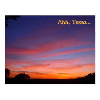 Ahh, Texas... Postcard