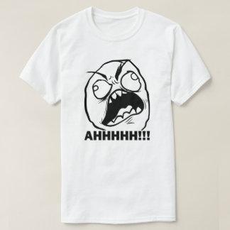 Ahhh!! Rage Face Meme T-shirt
