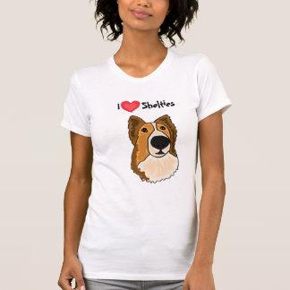 AHL- I love Shelties Shirt