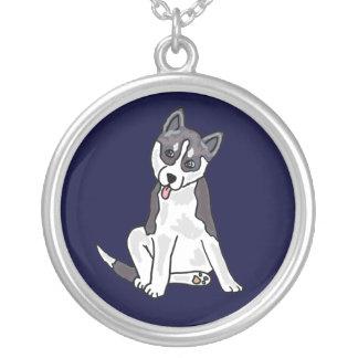 AHL- Siberian Husky Necklace