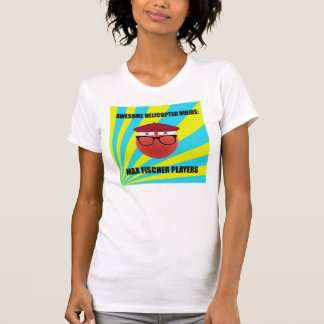 AHN: MFP - Kickball's My R*shm*re (black letters) T-Shirt