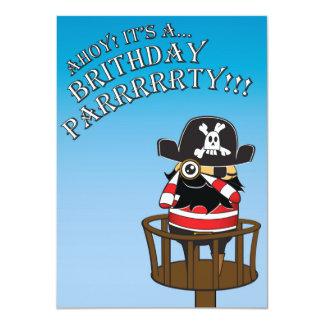 Ahoy! Card